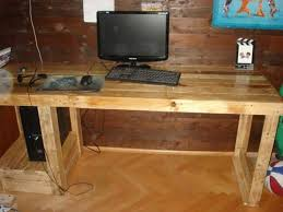 pallet projects desk. pallet computer desks | wood projects intended for new home desk designs