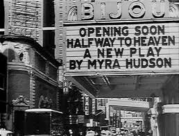 Myra's new play   Vienna's Classic Hollywood