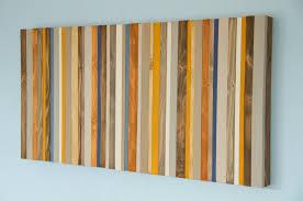 wood wall art modern wood decor reclaimed wood sculpture