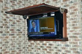 outdoor tv cabinet outdoor cabinet fascinating outside enclosure outdoor wall outdoor tv wall cabinet plans