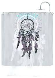 grey and purple curtains blue black shower curtain for gray idea bathrooms