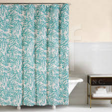 blue and coral shower curtain. coral blue shower curtain and t