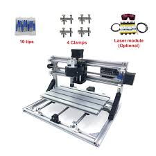 DIY Mini <b>CNC 3018 PRO</b> 500mw 2500mw 5500mw Laser Head Part ...