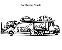 Small Picture Car Carrier Coloring Pages Coloring Pages