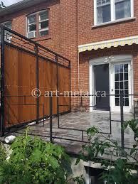 Metal deck railing ideas Balusters 0771 Art Metal Workshop Deck Railing Design Ideas And Material Options To Choose From