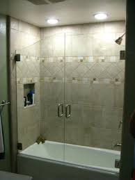 bath tub door
