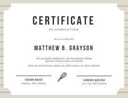 Templates For Certificates Of Completion Customize 265 Completion Certificate Templates Online Canva