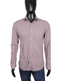 Reiss Size Chart Mens Details About Reiss Mens Shirt Tailored Checks Slim Fit Size M