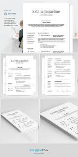 Modern Creative Resume Template Creative Resume Modern Resume Template Cv Cover Letter Professional Resume Word Resume