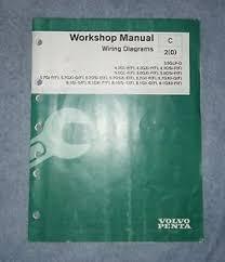 volvo penta 7745609 wiring diagrams workshop manual 3 0 glp 4 3gl Volvo Penta 5 0 Gxi Wiring Diagram image is loading volvo penta 7745609 wiring diagrams workshop manual 3 volvo penta 5.0 gi wiring diagram