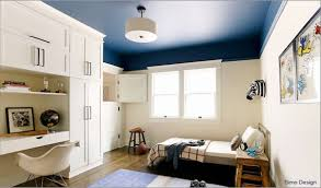 ceiling paint colorsWall Papered and Painted Ceilings  Riverbend Home