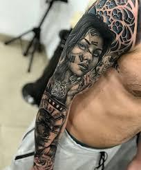 Sleeve Tattoo Designs For Men Photo By Cebaztattoo On Instagram