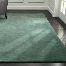 blue green rug runner