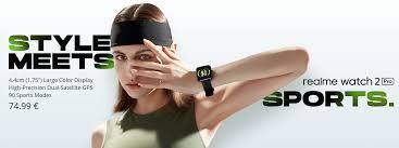 Realme Watch 2 Pro vorgestellt für ...