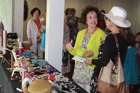 <b>Vintage Fashion</b> Show – GFWC Grundy <b>Woman's</b> Club