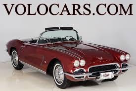1962 Chevrolet Corvette   Volo Auto Museum