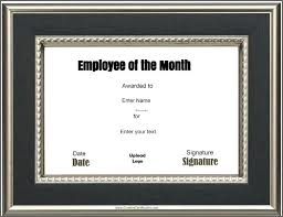 Star Of The Month Certificate Template Certificate Templates Terrific Name A Star Template Sample As Free