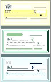 Order Check Registers Cheque Template Excel Bank Check Checkbook Register Blank Business