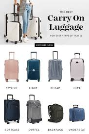 Delsey Luggage Size Chart The Best Carry On Luggage 2019 As Tested By A Frequent Flier