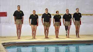 Marine staff sergeant becomes first amputee to graduate from grueling swim  school > Marine Corps Base Hawaii > News Article Display