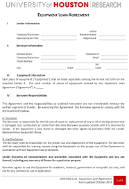 Individual Loan Agreement 24 Free Loan Agreement Templates [Word PDF] Template Lab 17