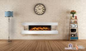 Electric Fireplace Modern Design Electric Fireplace Contemporary Open Hearth 3 Sided
