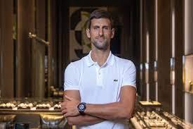 Hublot: Novak Djokovic unterschreibt ...