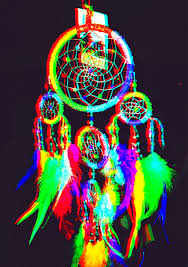 Trippy Dream Catchers Trippy dreamz discovered by Kelly ⚡ ✨ on We Heart It 1