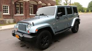 2012 Jeep Wrangler Unlimited Rare Arctic Edition 1 of 1113 ...