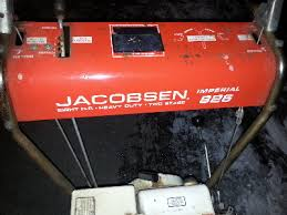 jacobson imperial 26 snowblower manual