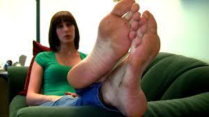 Girls with big feet porn