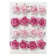 Martha Stewart Paper Flower Martha Stewart Crafts Valentine 3 Dimensional Stickers Paper Rose