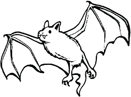 Rouge The Bat Coloring Pages Bats Sheets Colouring Page Symbol