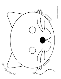 ed7186498448322eb341d59f9ddb91eb 25 best ideas about animal mask templates on pinterest mask on happy face mask template