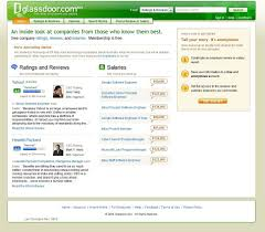 employees provide glassdoor s data and provide that information anonymously glassdoor com