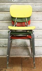 vintage school chairs.  Vintage Vintage MidCentury School Chair Choose Your Color By AuroraMills 4500 In Chairs I
