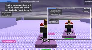 How To Make Stuff On Roblox Configuring Your Game For Mobile Roblox Blog