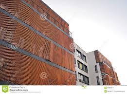Facade Of A Modern Apartment Building Stock Photo Image - Modern apartment building facade
