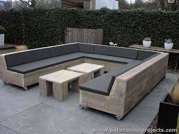 pallets as furniture. attractive outdoor pallet furniture plans pallets as