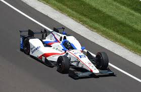 Chaves Quickest In Indy 500 Practice