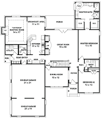 Floor Plans For 5 Bedroom Homes Decor Collection Best Design Inspiration