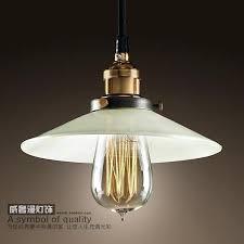 white glass copper pendant light art deco rustic hanging lamp shade white glass pendant lamp shades