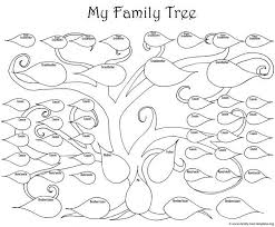 my family tree template best 25 family tree templates ideas on pinterest family trees