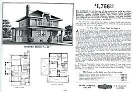 best of modern foursquare house plans sears american best of modern foursquare house plans sears american