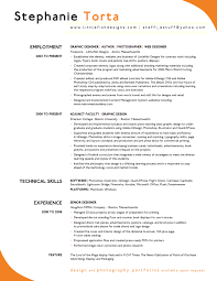Example Of Proper Resume Examples Of Resumes