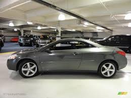 Granite Metallic 2006 Pontiac G6 GT Convertible Exterior Photo ...