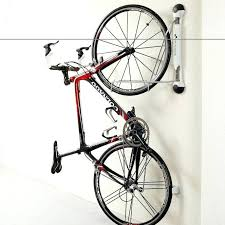 diy outdoor bike rack decoration with storage 2 for garage pole cycle wall mounting upright vertical