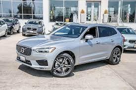 2018 Volvo Xc60 T6 Awd R Design Suv Volvo Xc60 Volvo Dream Cars