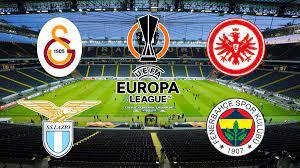 Bugün hangi maçlar var? Fenerbahçe ve Galatasaray'ın Avrupa maçı ne zaman,  saat kaçta?