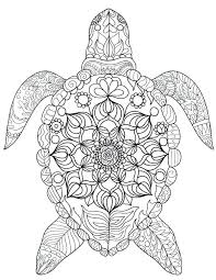 Printable Symmetry Coloring Pages Cat Free 5 Art Activity Tobermeyer